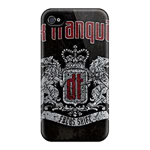 Snap-on Morbid Angel Band Case Cover Skin Compatible With Iphone 4/4s