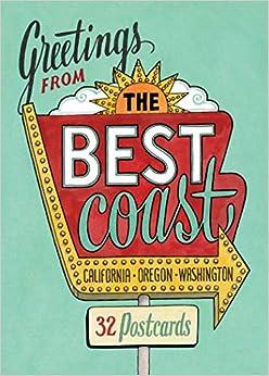 The Best Coast Postcards