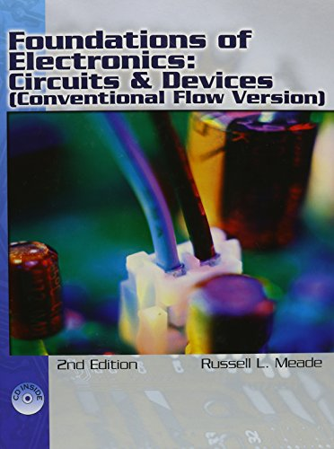Foundations of Electronics: Circuits & Devices Conventional Flow