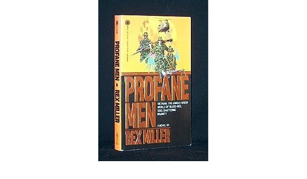 Profane Men Rex Miller Amazon Books