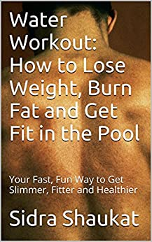 Water Workout Weight Slimmer Healthier ebook product image