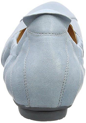 Cristal 78 Ballet Blau UK Women's 7 Flats 282161 Balla Think pwYTqAn