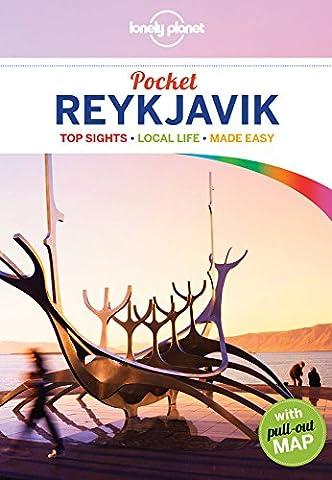 Lonely Planet Pocket Reykjavik (Travel Guide) (Reykjavik City Map)