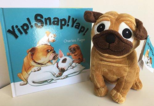 Snap Yip (Yip! Snap! Yap! Book and Plush)