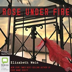Rose Under Fire Audiobook