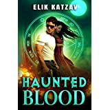 Haunted Blood: A Paranormal Mystery Thriller (Crimes of Spirit)
