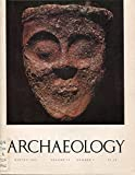 img - for Archaeological Magazine, Winter 1962. Volume 15, Number 4. book / textbook / text book