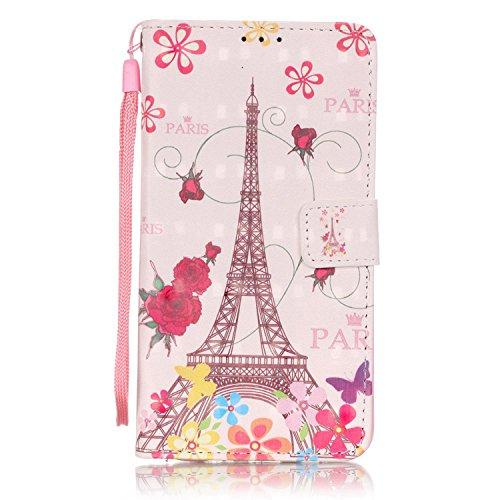 PU Silikon Schutzhülle Handyhülle Painted pc case cover hülle Handy-Fall-Haut Shell Abdeckungen für Smartphone (Samsung Galaxy S6 Edge Plus) +Staubstecker (S3) 8 aoUgPb9B