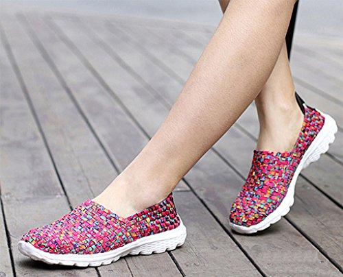 GFONE - Zapatos de tacón  mujer Rose2