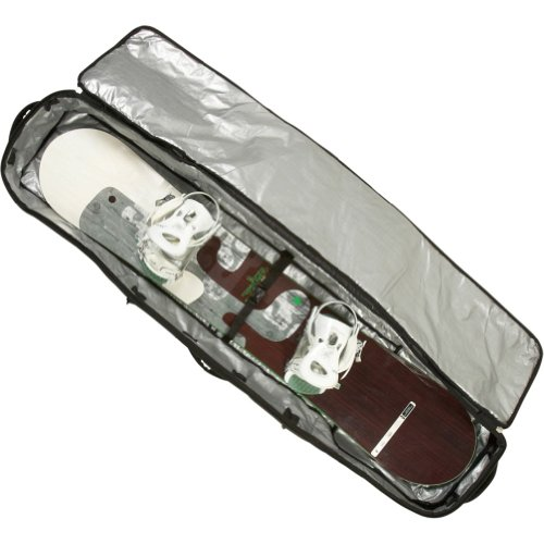 Burton Wheelie Gig Bag 152 (Rasta)  Amazon.co.uk  Luggage c3c8b4c5d2dfd