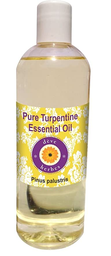 Aceite esencial de trementina (Pinus palustris) Dève Herbes - 100 % natural