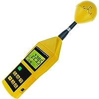 RF-8GZ Triple Axis RF Power Meter/Detector Measuring 10MHz to 8GHz HF EMF Radiation (ElectroSmog) - Cell Phones/Towers, Smart Meters, WiFi, Microwaves