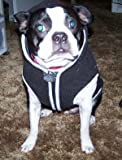 Dog Sweatshirt Hoodie, BLACK, Small Review