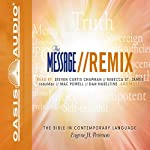 Message Remix Bible: Psalms & Proverbs | Eugene H. Peterson