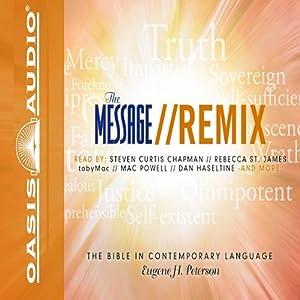 Message Remix Bible Audiobook