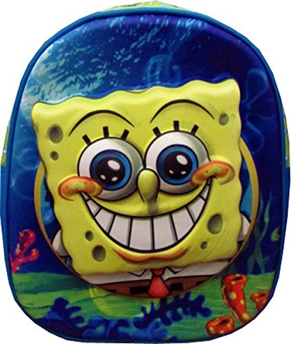 Zainetto Asilo Spongebob 3D Originale