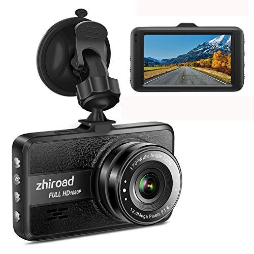 Dash Cam FHD 1080P Car Camera DVR Dashboard for Cars 3