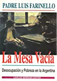 img - for Mesa Vacia, La (Spanish Edition) book / textbook / text book