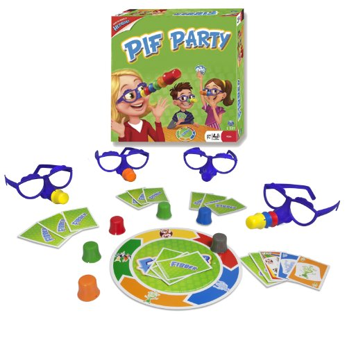 campingetrandonnee  Spin Master Games  6018191  Jeu de Société  Pif