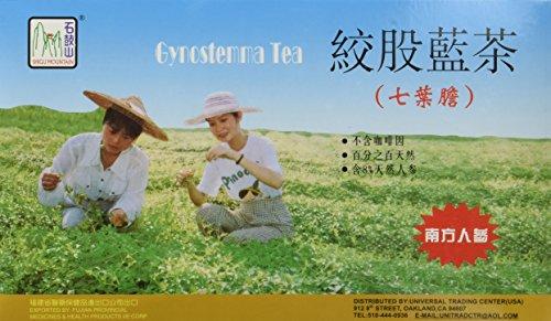 Cheap Gynostemma Tea (Jiaogulan Tea) 100 2g Green Tea Bags