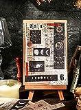 Knaid Vintage Astronomy Washi Stickers