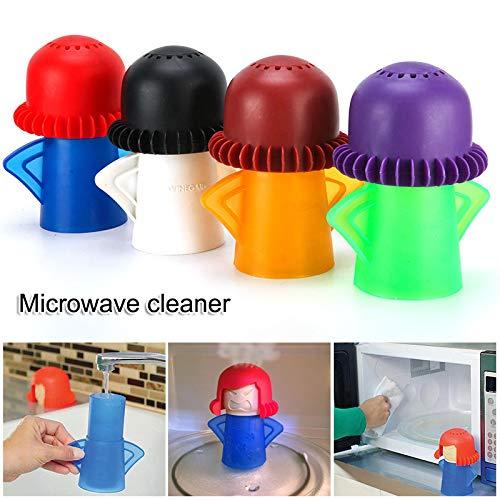 Abboard Limpiador de microondas para frigorífico y Cocina ...