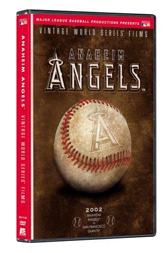 Anaheim Angels Vintage World Series Films [DVD]