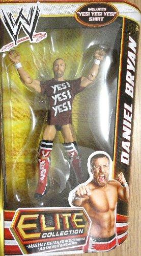 WWE Elite Series 19 Daniel Bryan Action Figure -