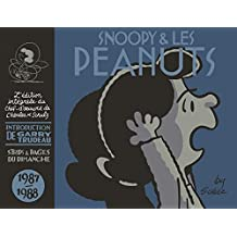 Snoopy & Les Peanuts intégrale 19 1987-1988