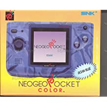 SNK NEOGEO Pocket Color Console in Ocean Blue
