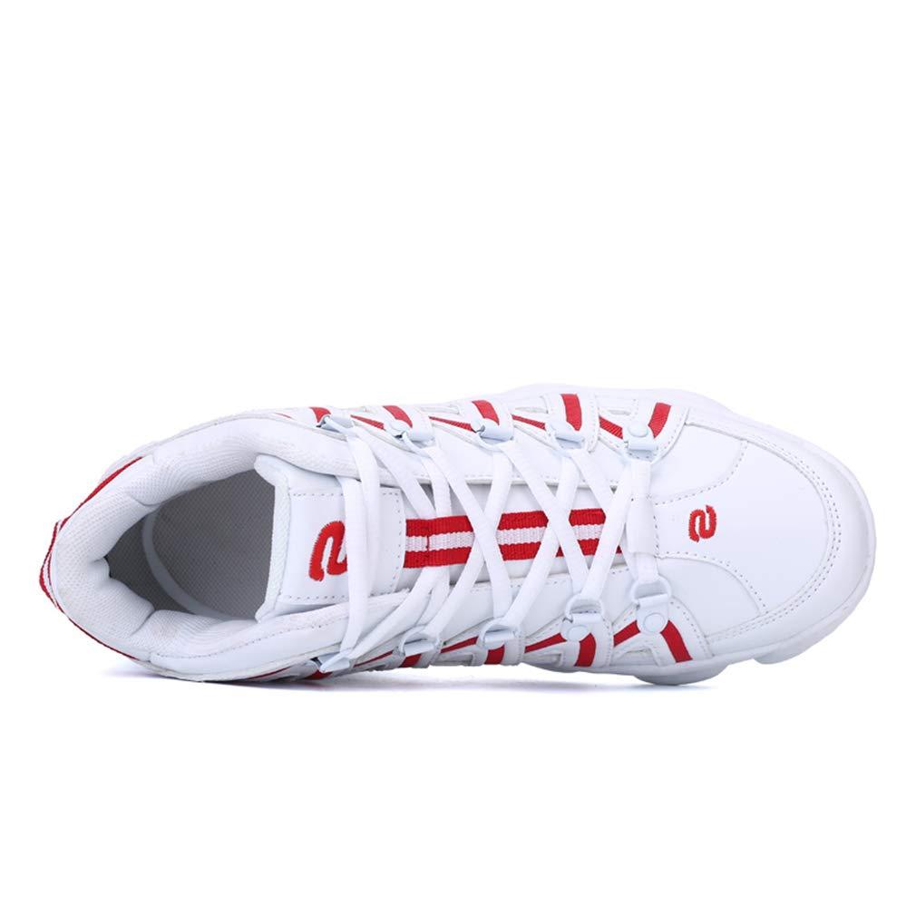 Damenschuhe Frühling Herbst Turnschuhe Turnschuhe Turnschuhe Damen Invisible erhöhen Freizeitschuhe Academy Sportschuhe Lovers Deck Schuhe (Farbe   EIN Größe   36) ea3f12