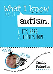 What I know about autism. 1. It's hard. 2. There's hope.: A story of fear and faith, meltdowns and mayhem, tea and tears. But mostly love.