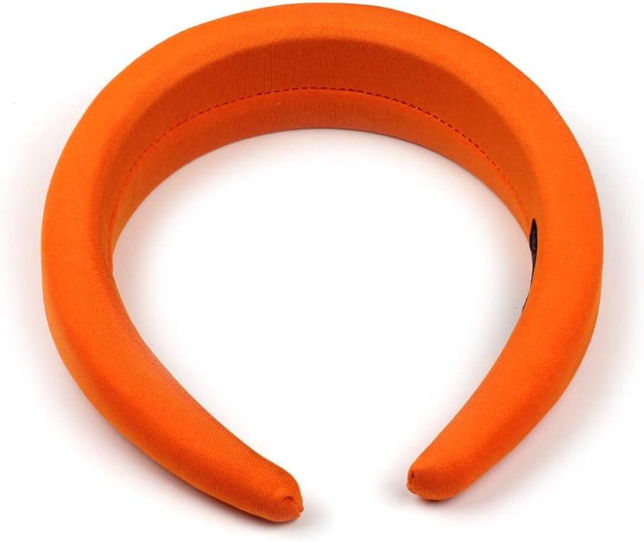 CAIZHAO Schwamm Stirnband mit Zucker Farbe Handgemachten Kopf Schmuck Breitseitenshampoo