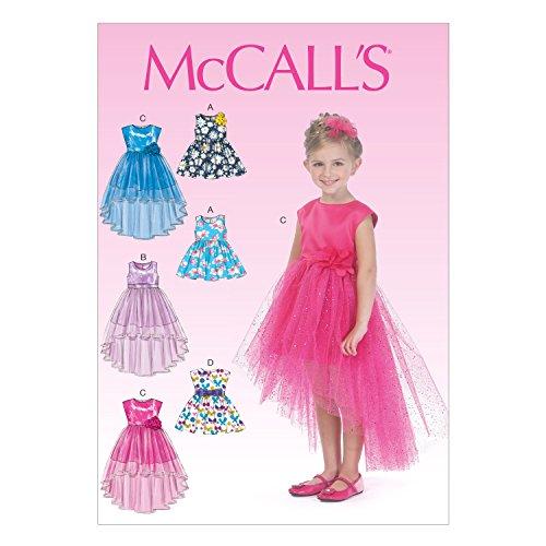 McCall Pattern Company Childrens Dresses