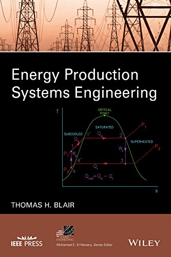 Energy Production Systems Engineering (IEEE Press Series on Power (Pneumatic Relay)