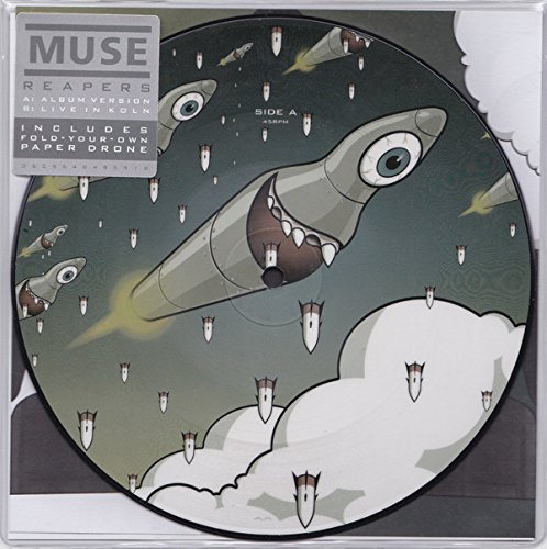 Price comparison product image MUSE-REAPERS - VINILO