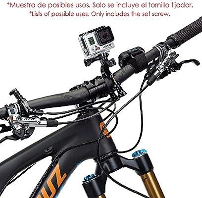 Donkeyphone - Tornillo FIJADOR Largo (5,4 CM.) para Soporte ...