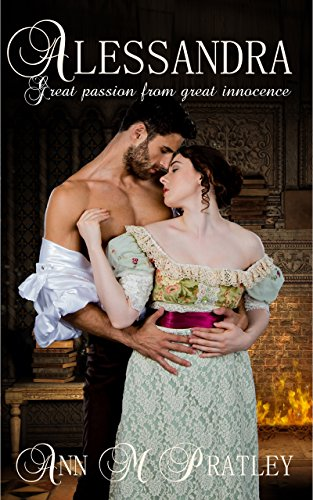 Book: Alessandra by Ann M. Pratley
