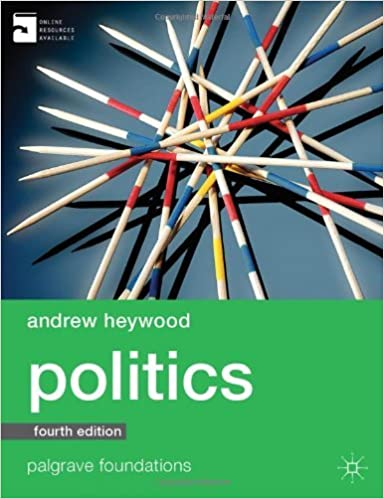 andrew heywood politics 4th edition free download