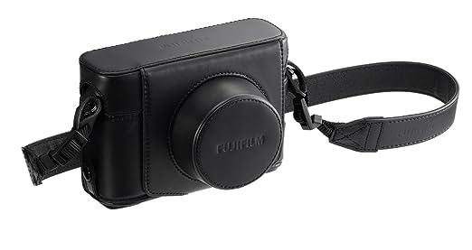 2 opinioni per Fujifilm LC-X100F Black Borsa in Pelle Tipo Pronto per X100F, Nero