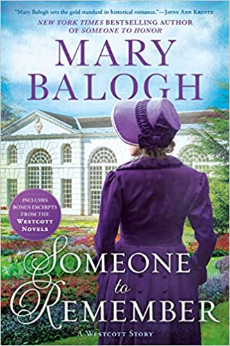 Amazon Fr Someone To Remember Mary Balogh Livres