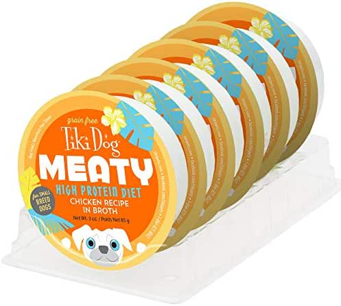 Dog Food: Tiki Dog Meaty