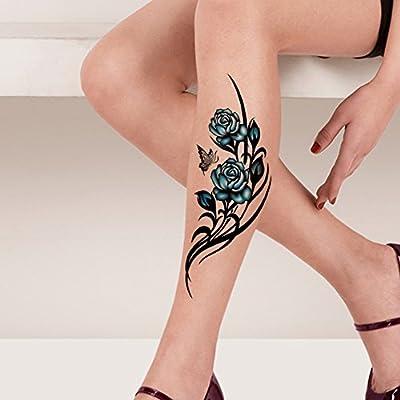 TAFLY impermeable diseño de flores Vine adhesivo de temporal ...