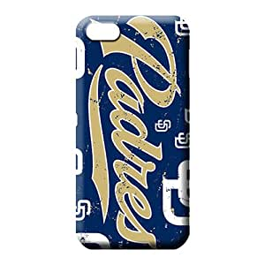 iphone 6plus 6p Collectibles Durable Perfect Design phone carrying skins san diego padres mlb baseball
