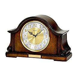 Bulova Chadbourne Tambour Mantel Clock