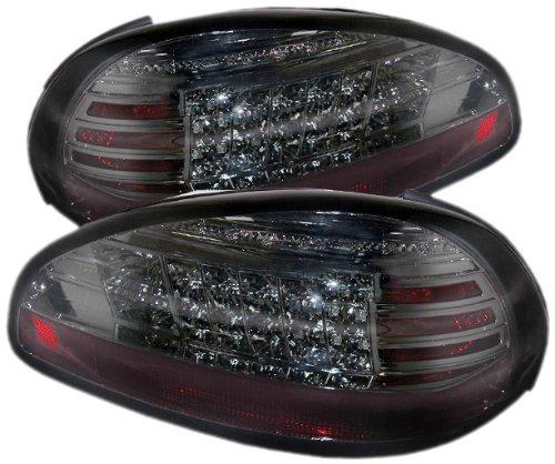Spyder Auto ALT-YD-PGP97-LED-SM Smoke LED Tail Light