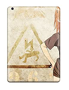 New Premium Flip Case Cover To Aru Kagaku No Railgun Skin Case For Ipad Air