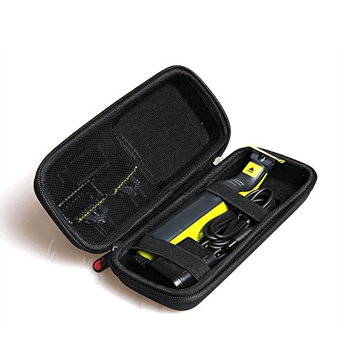 4e45a6099516 Hard EVA Travel Case for Philips Norelco OneBlade hybrid electric trimmer  shaver QP2520 90 QP2520 70 and Charger by Hermitshell - Buy Online in UAE.