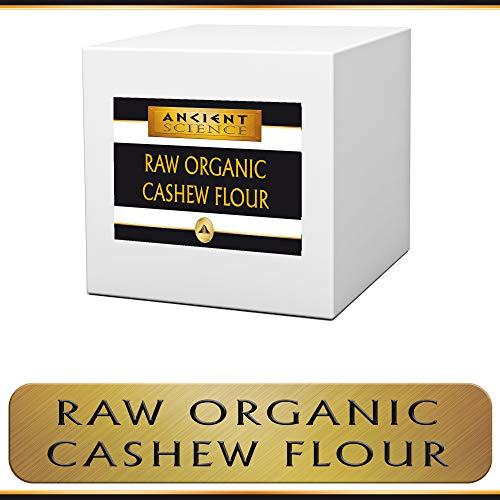 Raw Cashew Flour Organic - 5 LB Wholesale Supplier Kosher (Fiber In Oat Bran Vs Wheat Bran)