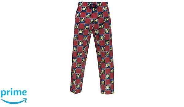 Harry Potter Pantalones de pijama para Hombre - Harry Potter: Amazon.es: Ropa y accesorios